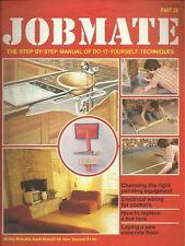 JOBMATE 29 DIY - REPLACE A HOT TANK, CONCRETE FLOOR etc