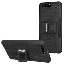 Shockproof Heavy Duty Hybrid Rugged Rubber Hard Case Cover for Huawei P10 Plus