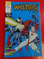 Wildthing #2 comic Marvel comics Comic book