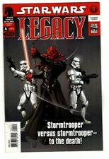 STAR WARS LEGACY #4 1st DARTH MALEVAL NM- 9.2 STORMTROOPERS Dark Horse