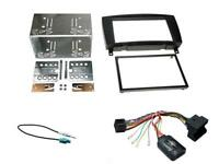 Connects2 CTKMB15 Mercedes CLK W209 2004 - 2009 Complete Double Din Fitting Kit
