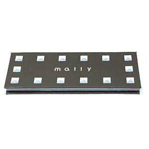 Mally Romantic Brown Eyeshadow Palette Base Primer, Whipped, Macchiato, Espresso