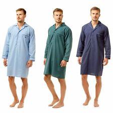 New Mens Haigman Nightshirt Cotton Blend M, L, XL, XXL. Fine Quality, Easy Care