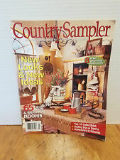 Country Sampler Magazine Christmas Winter Country PRIMITIVES Jan 2014