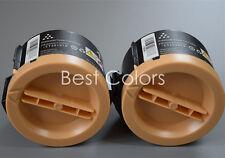 2 x Toner Cartridges for Fuji Xerox DocuPrint M255Z P255DW CT201918 CT201920