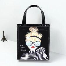 2019 NEWFashion Harrods London PVC Tote Bag Top-handle Casual Shopping handba