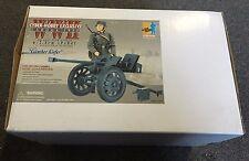 "Dragon  1/6 Scale 12"" WWII German Gunther Kiefer w/ 2.8cm Anti-Tank Gun 70514"