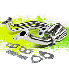 FOR 08-17 SUBARU IMPREZA WRX/STI EJ25/FB20 4-1 RACING/PERFORMANCE EXHAUST HEADER