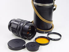 20 aperture blades !! Telelens TAIR-11A 2.8/135mm M42. s/n 842458. Zenit KMZ.