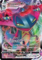 DRAGAPULT V 183//192 Pokemon Full Art NM//M Rebel and Clash