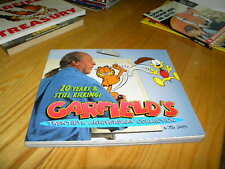 1998 Garfield's 20th Anniversary by Jim Davis Used Pb Comic Strip Book