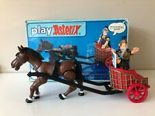 Play Asterix Toycloud Roman Chariot with Centurion 6250 CEJI with box!