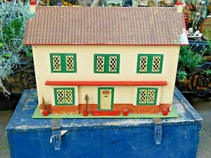 Vintage Tri-ang Dolls House 1930s