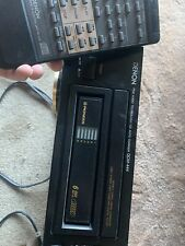 Denon CD player DCM 444 auto cd changer