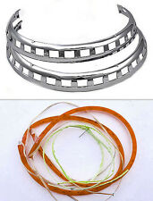 Rotor light rings, Goldwing GL1500 GL1800 Amber