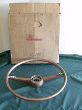 1955 NOS FORD FAIRLANE STEERING WHEEL 55 B5A-3600-B