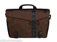 Tenba Messenger DNA 15 Camera / Laptop Rapid Access Shoulder Bag (Dark Copper)
