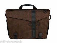 Tenba Messenger DNA 15 BAG Copper Camera Bag > Quick Access to your gear fast!