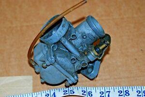 mikuni CarburettorINI275/11 Brass float