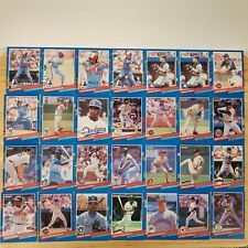 1991 Donruss Baseball Cards - Lot of 132 - Rated Rookie Cards Included