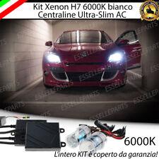 KIT XENON SLIM XENO AC H7 6000 K 35W RENAULT MEGANE 3 III ULTRALUMINOSI NOAVARA