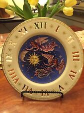 2000 LENOX MILLENNIUM MESSENGERS OF PEACE COLLECTOR PLATE - USA