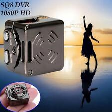 Sq8 Full Hd 1080P Mini Car Dv Dvr Camera Hidden Camcorder Ir Night Vision * Us