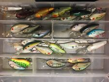 Lot Of 27 Bomber Fishing Lures