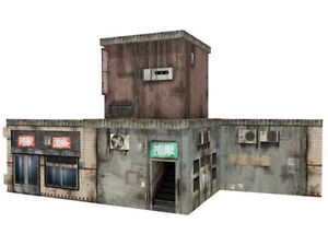 """Extreme-Sets Building 4.0 Pop-Up 1:12 Scale Diorama for 6""""- 7"""" Action Figures"""