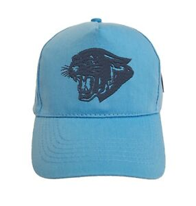 Panther Head Embroidered base ball cap hat with logo in 9 Colours