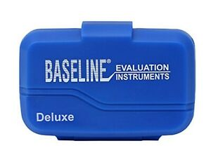 Baseline Deluxe Pedometer, Steps, Distance, Calories and Activity-includes strap