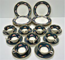 Antique Spode Copelands China England Collective Set of 28 (Pattern R6188)