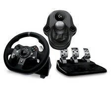LOGITECH Driving Force G920 Xbox One & PC Racing Wheel , Pedals Gearstick Bundle
