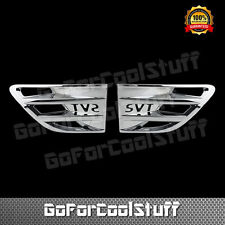 For Ford 09 10 11 12 13 14 F-150 / F150 Raptor Chrome Side Vent Cover