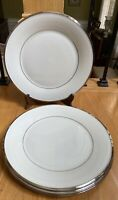 "Lenox SOLITAIRE 10 3/4"" Dinner Plates   Set of 4"