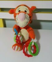 PLAYGRO TIGGER BABY TOY DISNEY BABY BALL IN ONE HAND