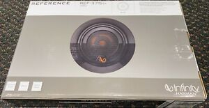 """Infinity Reference REF-375TX Reference Series 3/4"""" Textile Dome Tweeters Harman"""