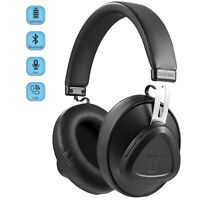 Bluedio TM Bluetooth Wireless Headset Noise Cancelling Stereo Headphone with Mic