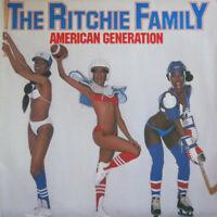 The Ritchie Family - American Generation (Vinyl LP - 1978 - DE - Original)