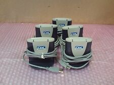 LOT OF 5 HID OMNIKEY 3121 USB Card Reader with stand