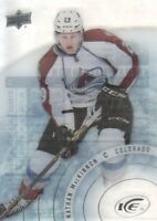2014-15 Upper Deck Ice Hockey #24 Nathan MacKinnon Colorado Avalanche