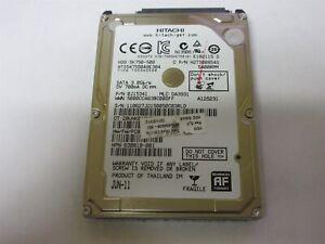 "Hitachi 500GB 2.5"" SATA Laptop/Notebook Hard Drive HTS547550A9E384 5400RPM HDD"