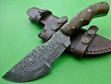 Custom & Handmade knife Damascus Steel Dagger