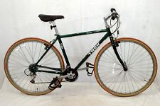 "Trek Multitrack 730 Touring Bike Large 19"" WI USA MADE Steel Gravel STX Charity!"