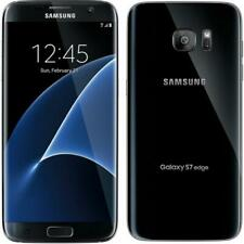 Samsung Galaxy S7 Edge-G935U-Negro-Desbloqueado de fábrica; AT&T/Móvil-T