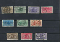 Italy 1932 Used Stamps  Ref: R7404