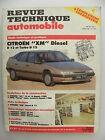 Revue technique automobile RTA CITROEN XM diesel D 12 et Turbo D 12 n°526