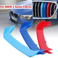 3pcs Sport Bande Clips Couverture Grille Calandre pour BMW M F20 F21 12-14