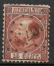 NEDERLAND; NVPH    9 gebruikt/USED