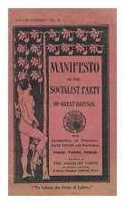 Manifesto of the Socialist Party of Great Britain